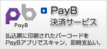 PayB決済サービス